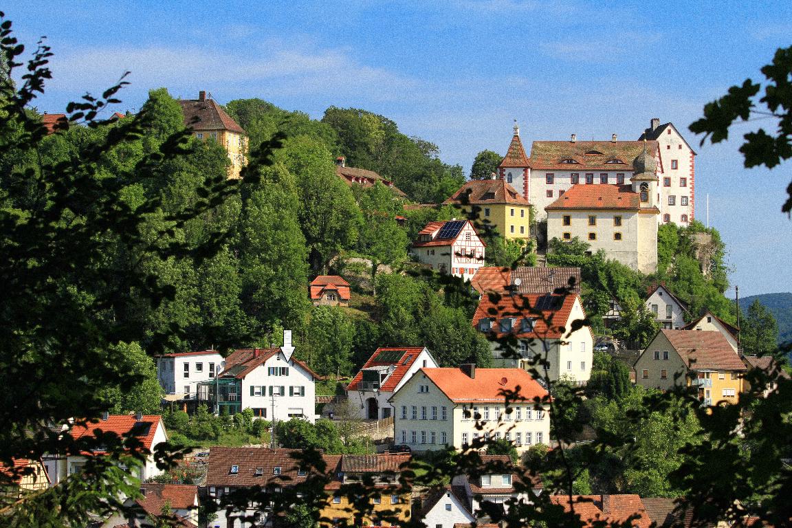 Ferienwohnung Guetlein-Talblick